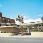 Postcard from Duluth's Downtown Motel