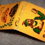 Matchbooks from Duluth Restaurants and Bars