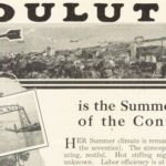 Duluth is the Summer City of the Continent