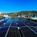 Frost River has gone solar
