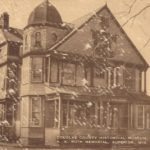 Douglas County Historical Society Museum circa 1949