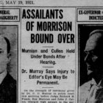 The Assailants of John L. Morrison