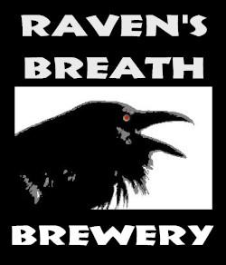 Raven's Breath Brewery Logo