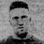 Wally Gilbert joins Duluth football eleven in 1921