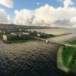 Artificially Perfect Duluth Day: The Microsoft Flight Simulator